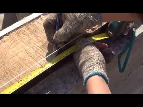 видео: Крыша, как делать мауэрлат (доска или брус на которую опирается крыша)