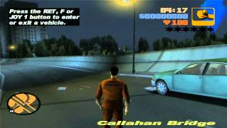 Let's Play Grand Theft Auto III (GTA 3) 100% | Part 1 | Give Me Liberty - Luigi's Girls