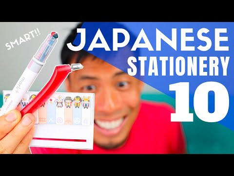 Smart Japanese Office Stationery Supplies You didn't Know