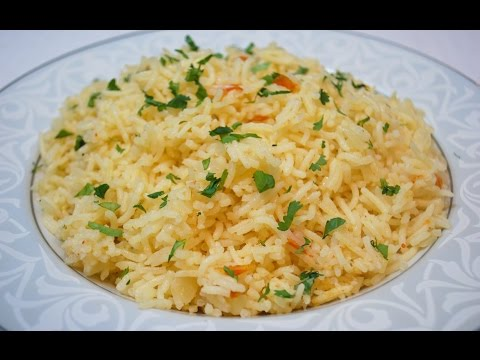 Simple Rice Pilaf Recipe - Fragrant Rice