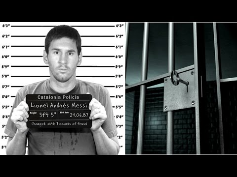 WTF MESSI SENTENCED TO PRISON 21 MONTHS FOR TAX FRAUD! - ANALYSIS & MY REACTION!
