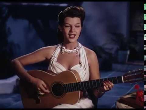 Rita Hayworth (dubbed