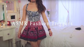 ASMR  Summer Fashion  with Try-On