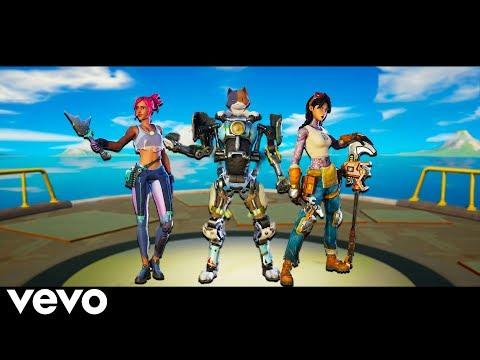 Fortnite Bosses - Pretending 2.0 (Official Music Video)