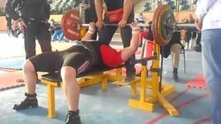 championnat national powerlifting algrie