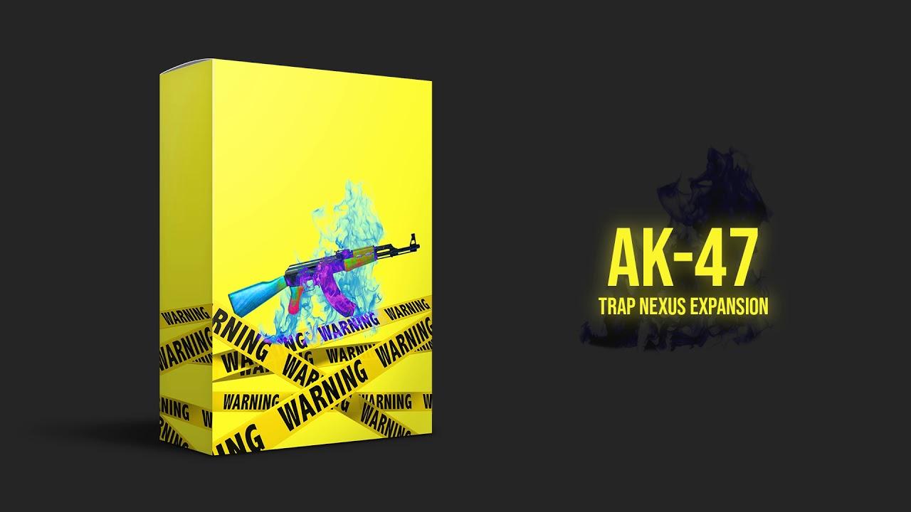 nexus presets trap download