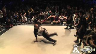 ROBIN & KOSTO vs LEGACY & FLEA ROCK (FLOW ONE THREE 2011)
