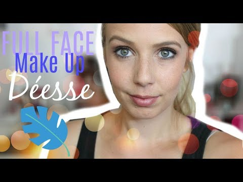 Download FULL FACE only using DÉESSE COSMETICS