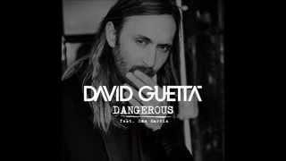 David Guetta - Dangerous ft. Sam Martin (Robin Schulz Remix Radio Edit) lyrics