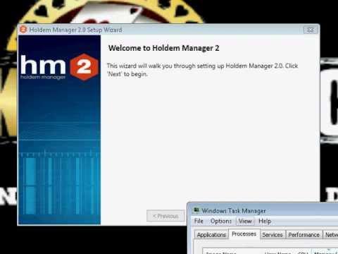 Comment installer Hold'Em Manager 2 (HM2) - Les Premiers Pas