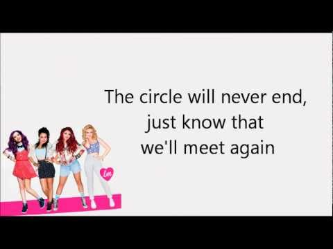 Little Mix - Always Be Together (lyrics+pictures)