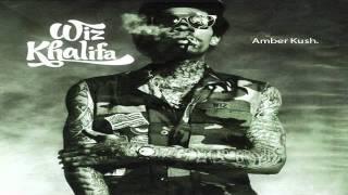 Wiz Khalifa Ft. Curren$y Big Sean - Dot Dot Dot - (Amber Kush) Mixtape