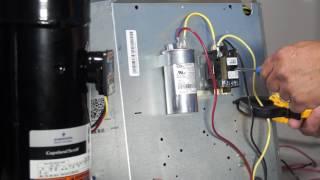 Diagnosing Locked Rotor Compressor