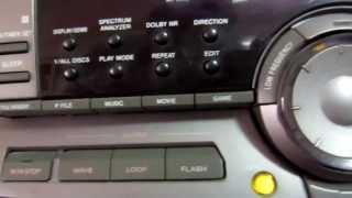Sony Hcd Gr8000