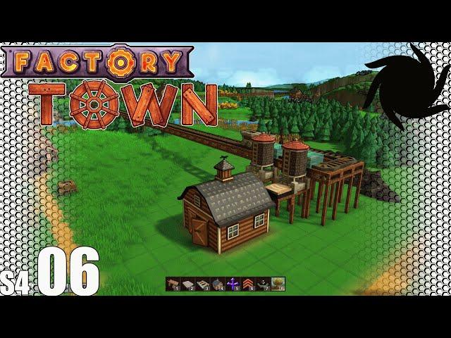 Factory Town - S04E06 - Beginning the Rail Network