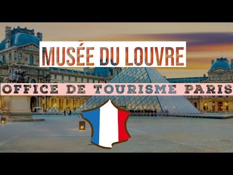 Musée du Louvre -Office de tourisme Paris