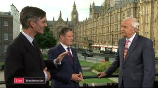 Mogg Life Hold Your Horses