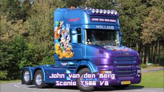 Scania T500 John van den Berg