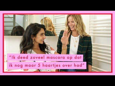 Topmodel MARLIJN HOEK vertelt haar Beauty Secrets - Anna Nooshin - Anna Nooshin