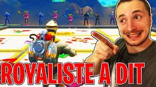 JACQUES A DIT SUR FORTNITE BATTLE ROYALE #2