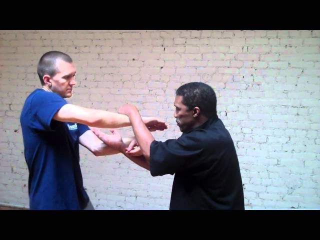 Wing Chun Chi Sao explanation