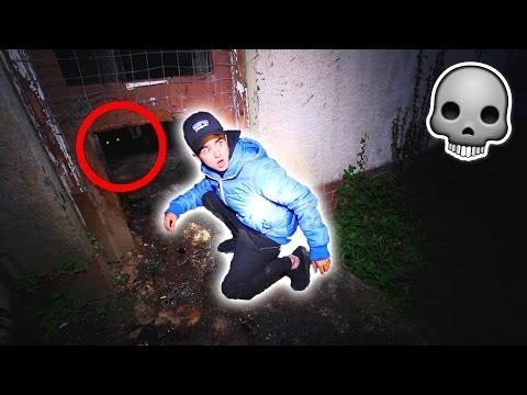 Exploring Abandoned HAUNTED Mental Asylum (Activity CAUGHT on Camera)