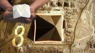 8 Граней пирамиды Хеопса и другие интересные истории