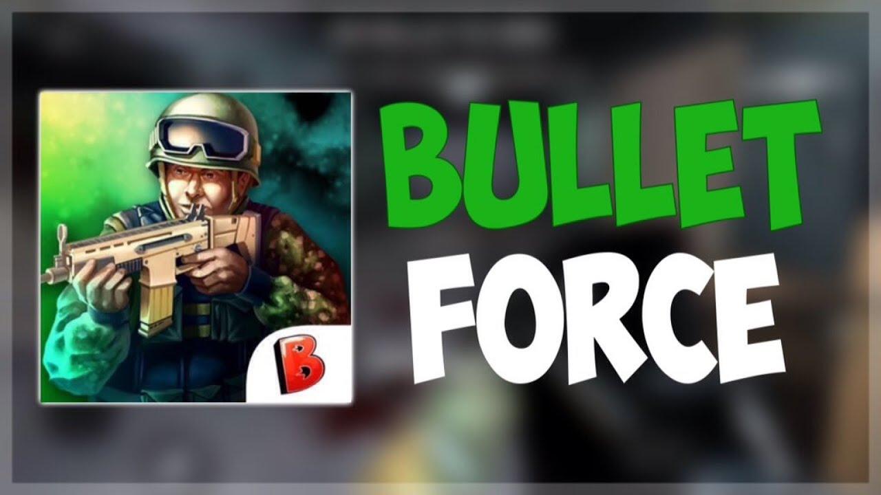 Bullet Force online hack