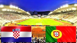 Хорватия Португалия Лига Наций 2020 2021
