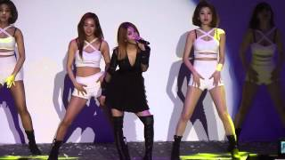 150528 boa who are you new ver samsung play the challenge