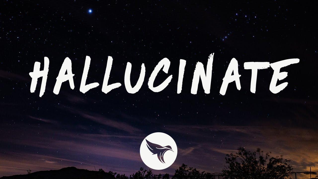Dua Lipa - Hallucinate in the Live Lounge