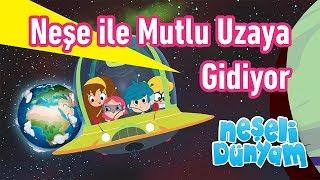 minika - Neşeli Dünyam - 7.Bölüm - Neşe ile Mutlu Uzaya Gidiyor