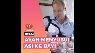 Download Video Ayah Menyusui ASI ke Bayi MP3 3GP MP4
