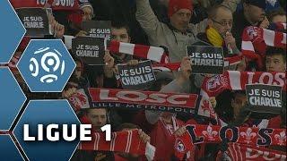 LOSC Lille - SM Caen (1-0)  - Résumé - (LOSC - SMC) / 2014-15