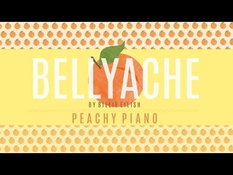 Bellyache - Billie Eilish | Piano Backing Track