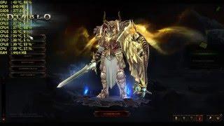 Diablo III Max Settings 1080p | GTX 980Ti Hybrid | i7 4790k