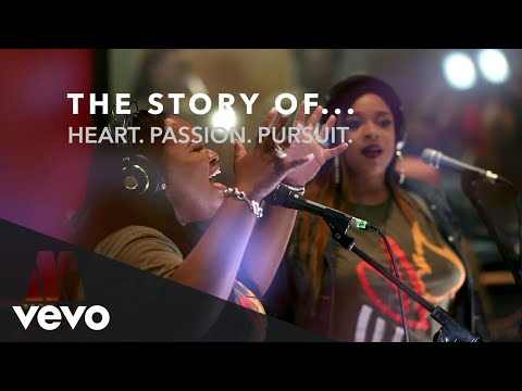 The Story Of... Heart. Passion. Pursuit. Episode 5 (Your Spirit Feat. Kierra Sheard)