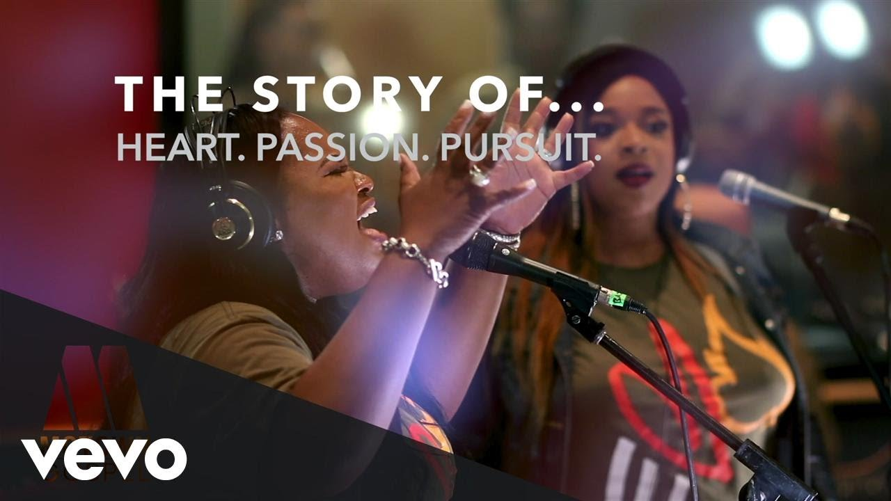 Download The Story Of... Heart. Passion. Pursuit. Episode 5 (Your Spirit Feat. Kierra Sheard)