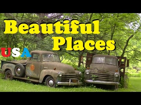 Beautiful Places Usa America 39 S Scenic Highways And Byways Youtube