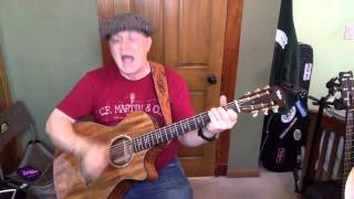 1977 -  Devil In Her Heart -  Beatles vocal & acoustic guitar cover & chords