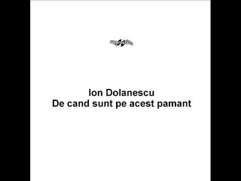Ion Dolanescu Mai Codine