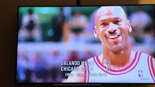 EPISODE 6 THE LAST DANCE CHICAGO BULLS ESPN DOCUMENTARY PREVIEW***