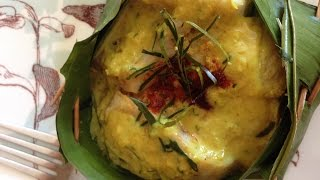 How To Make Amok (steam Tilapia Coconut Curry). Cooking Cambodian/khmer Food With Elissa.