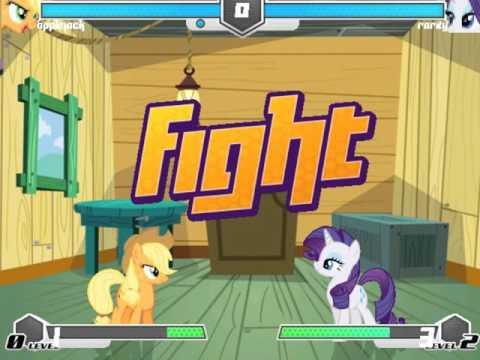 [Mugen] MLP Fighting is magic PC vs PC