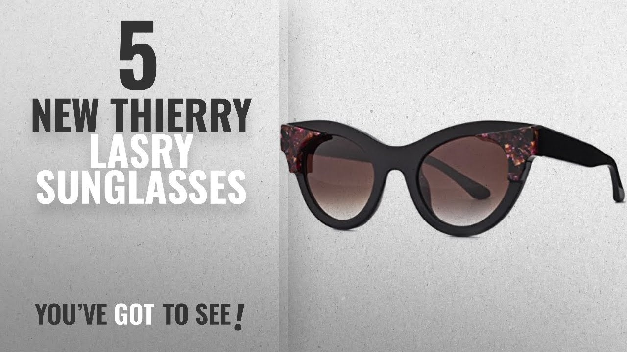 f473e6ed0f7 Top 10 Thierry Lasry Sunglasses   Winter 2018    Thierry Lasry ...