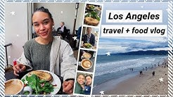 Traveling to LOS ANGELES! Eating and Exploring (Urth Café + Little Tokyo)! Alexis Gilbert