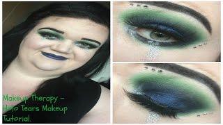 Makeup Therapy - Holo Tears Makeup Tutorial.