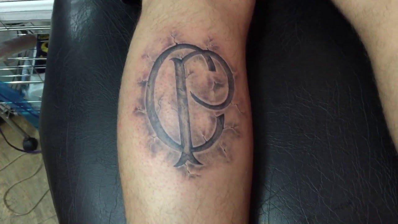 Tatuagem Do Bts: #2 Tatuagem Estilo Realismo Timão