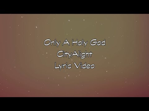 CityAlight - Christ Is Mine Forevermore (Lyric Video)
