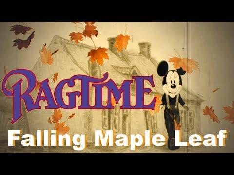 Maple Leaf Rag: Falling Maple Leaf Rag inspired by Scott Joplin (Ragtime, Ragtime Piano Music)